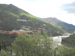 Beautiful Alaska scenery