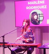 Salon de la radio Marlène Rodriguez en s