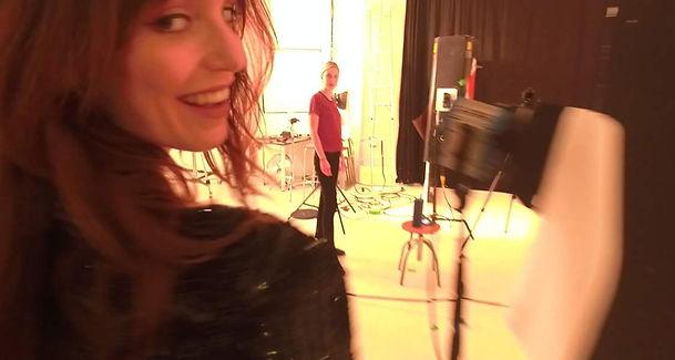 Comment : 1er Clip Backstage Marlène Rodriguez