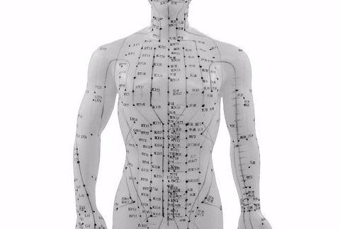 Shiatsu, terapia corporal que utilizada a pressão dos dedos ao longo dos meriadianos para equilibrar o corpo.
