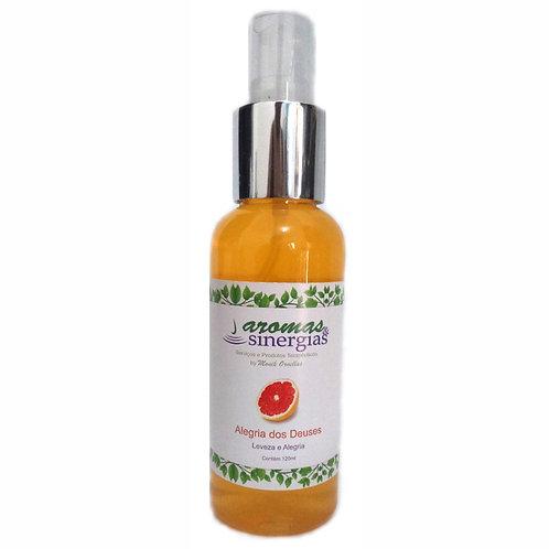 Spray Terapêutico Alegria dos Deuses (limpeza mental)