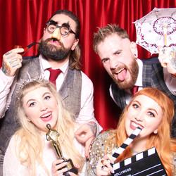 wedding bygone photo booth hire glasgow