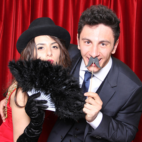 scotland glasgow photo booth hire