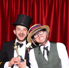 bygone booth - photo booth hire glasgow