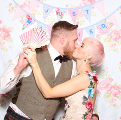 WEDDING bygone photo booth hire scotland