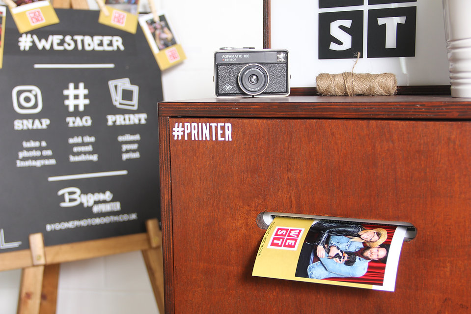 #social #hashtag #printer hire scotland