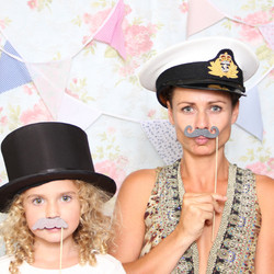 vintage corporate photo booth hire