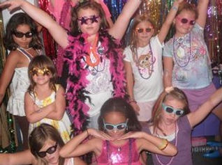 Popstar Party Entertainer