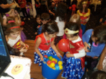 Super girl party