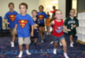 superhero party entertainer