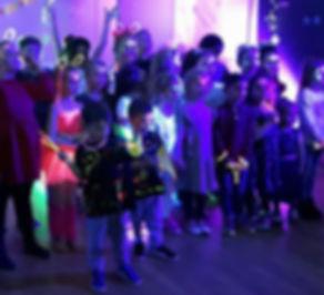 Kids Glow Party