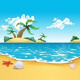 Beach Themed Party