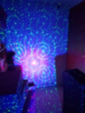 Teen DJ Laser Disco