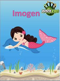 mermaid party entertainer