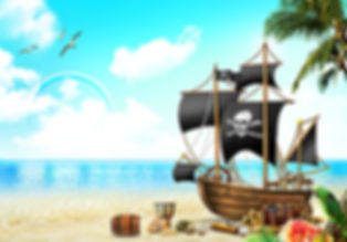 pirate disco party
