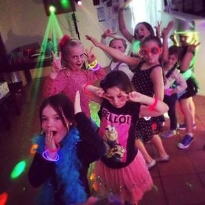 popstar themed party