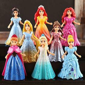 princesses theme party