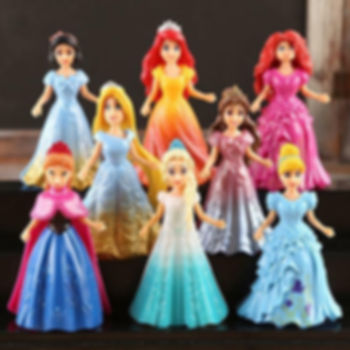 princesses theme party