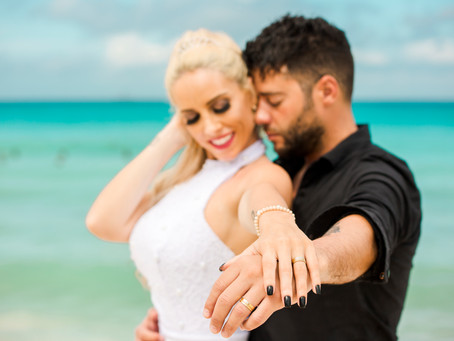 Chris & Caroline's Honeymoon in Paradise