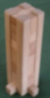 La tour du télégraphe - tour en bois à assembler - Artisan des Bois