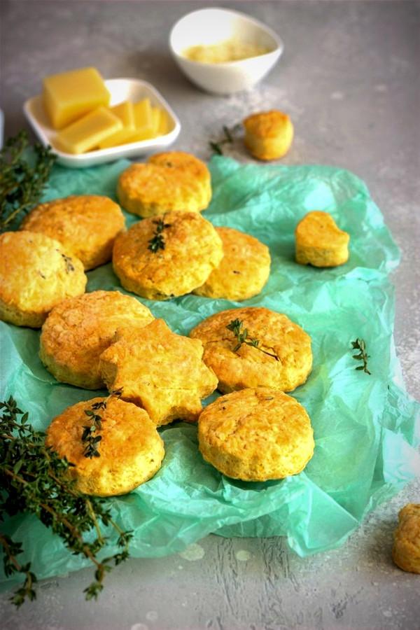 Biscoitinhos de queijo