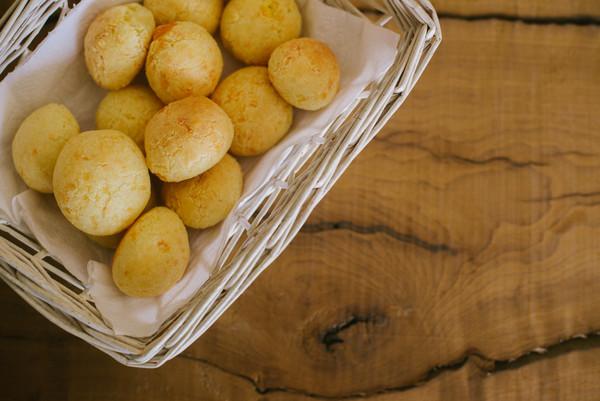 Pão de queijo da Dindinha