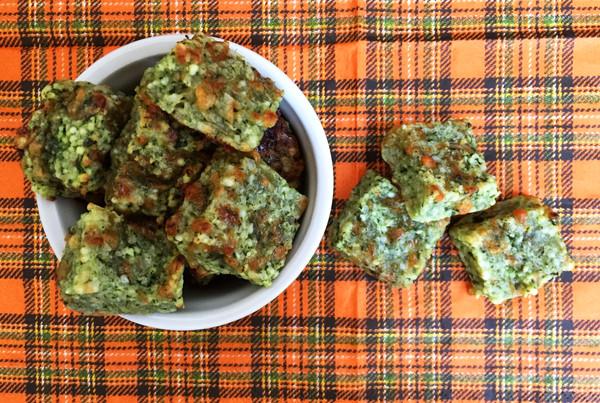 Dadinho de tapioca verde