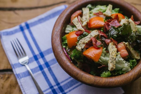 Salada caipira