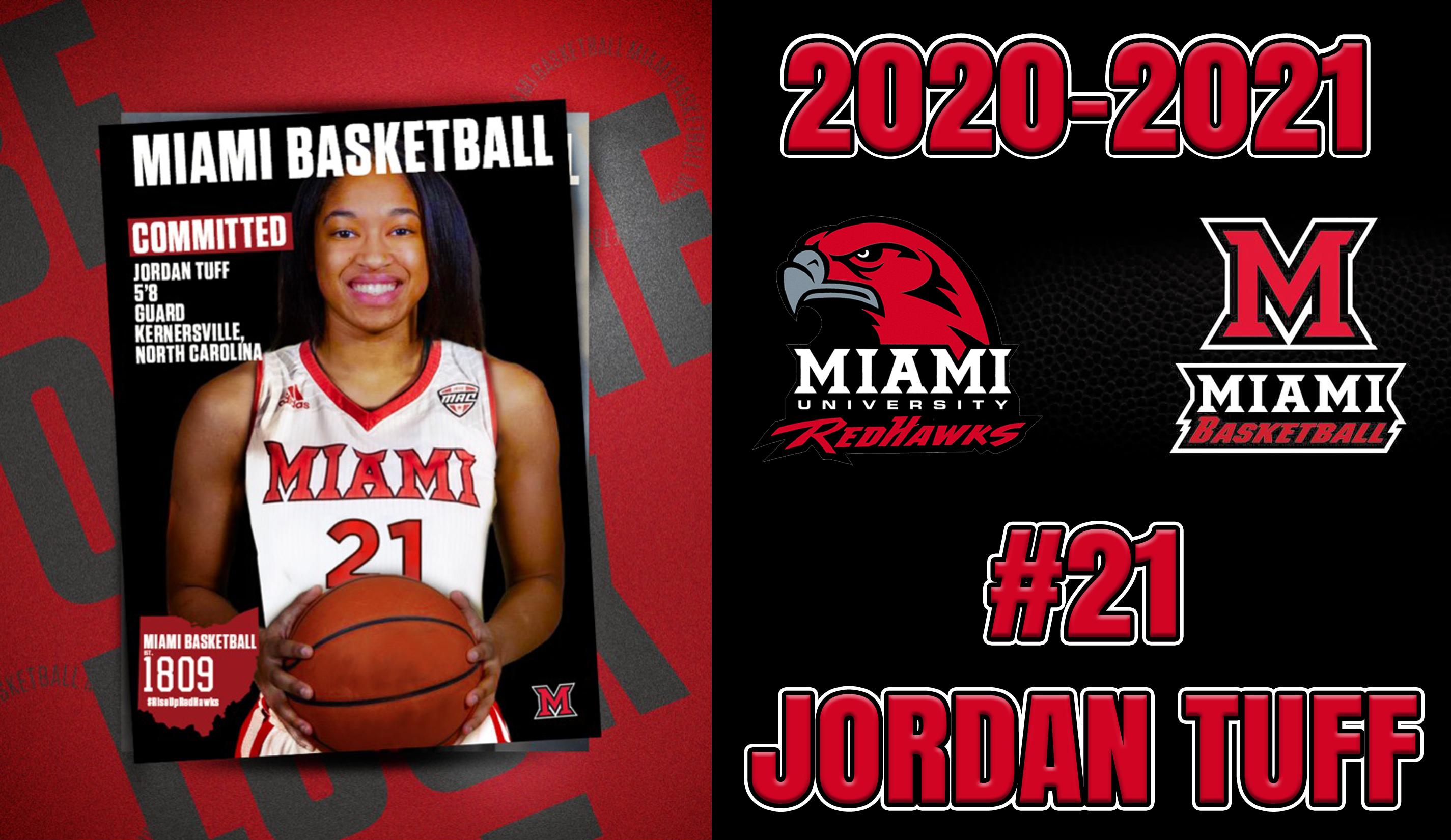 Jordan Commits to Miami University in Ohio