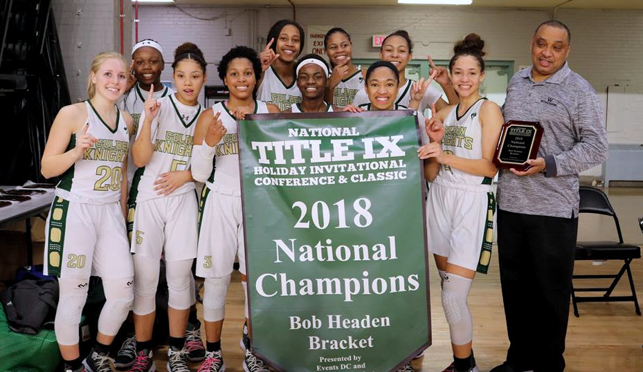 Title IX Champions 2018
