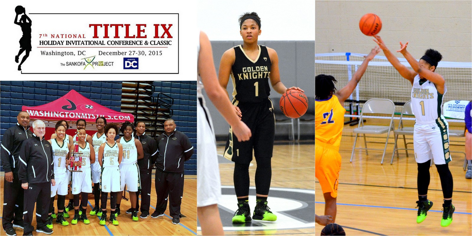 Title IX Champions 2015
