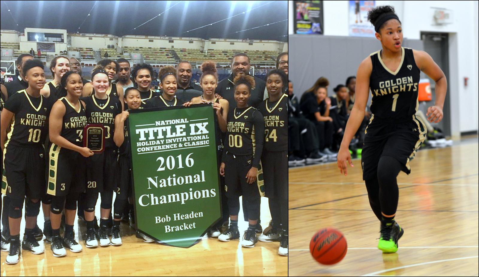 Title IX Champions 2016