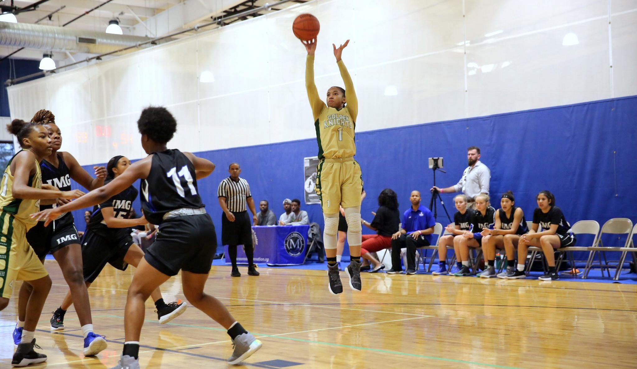 Carolina Girls Hoop Report