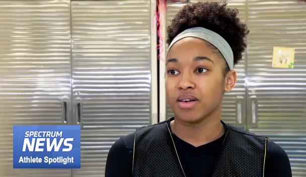 Spectrum News: Athlete Spotlight
