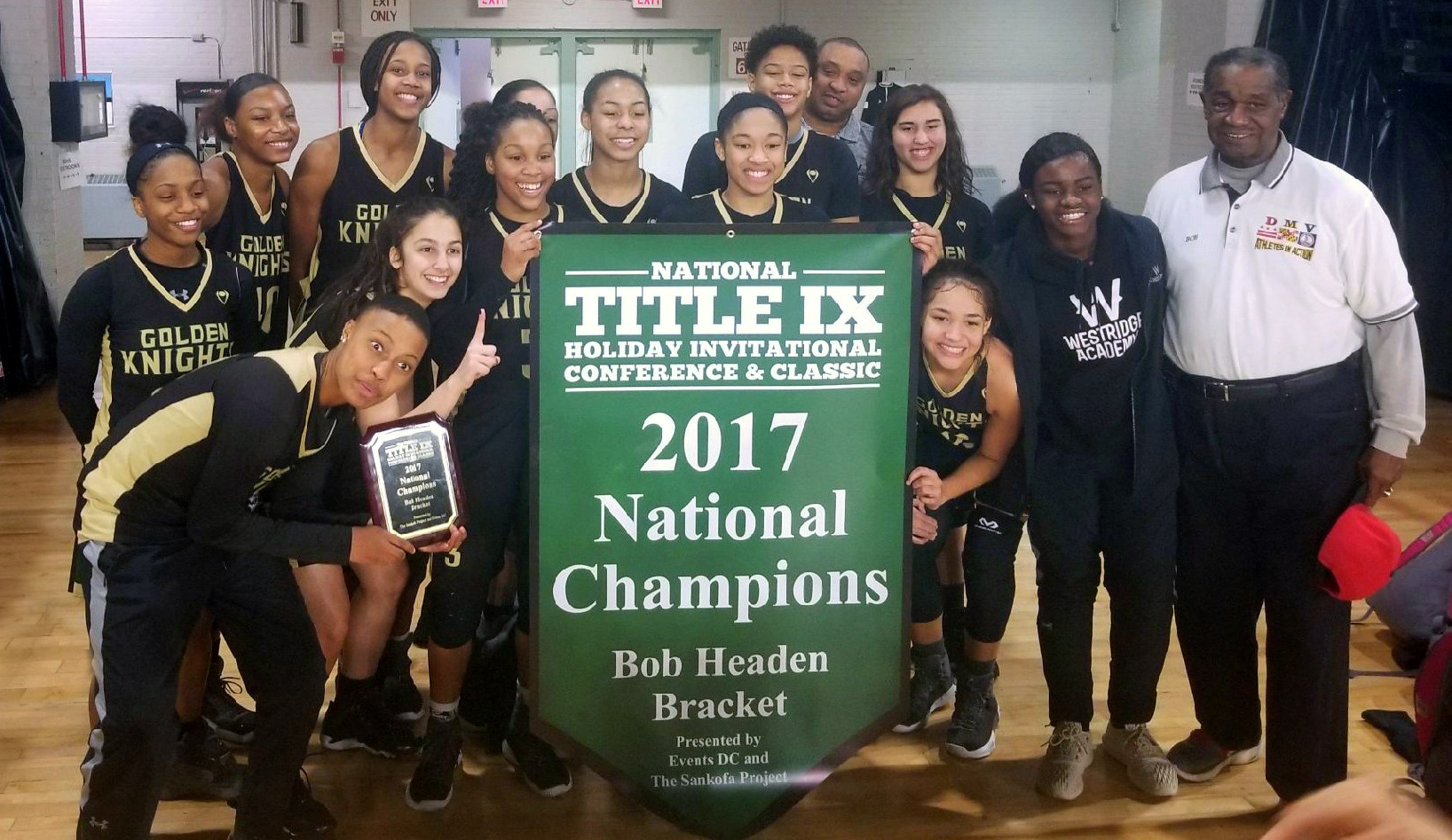 Title IX Champions 2017