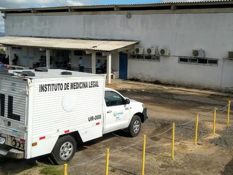 Registrados 41 homicídios no fim de semana em Pernambuco