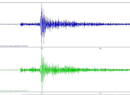 Tremor de magnitude 2.0 é registrado em Lajedo