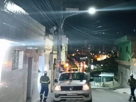 Brincadeira com pipas deixa bairro sem energia elétrica por mais de 5 horas em Caruaru