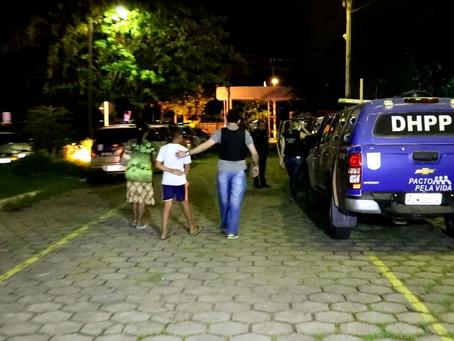 Menino de 12 anos é apreendido no Recife suspeito de dois homicídios
