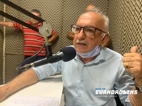 Presidente da Câmara diz que pretende manter repasse para prefeitura de Toritama