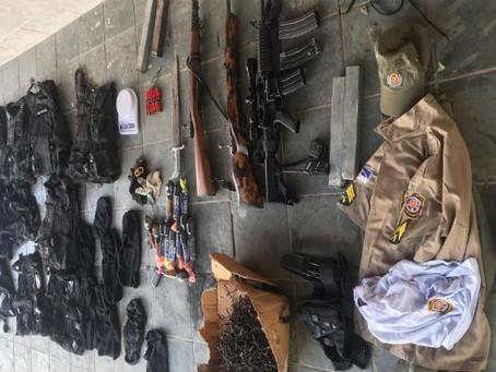 Suspeitos de explosão a banco em Bezerros são presos