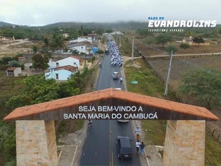 Santa Maria do Cambucá registra 1ª morte por Covid-19