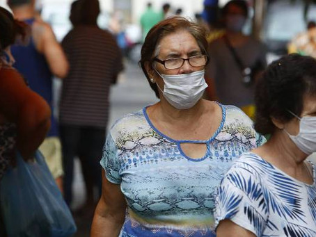 Uso de máscaras passa a ser obrigatório em Brejo da Madre de Deus
