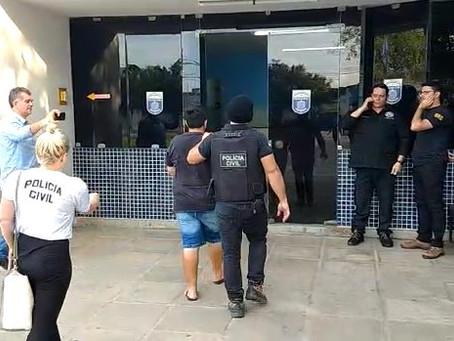 Polícia Civil desarticula quadrilha durante operação em Surubim