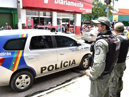 26 pessoas são assassinadas no fim de semana em Pernambuco