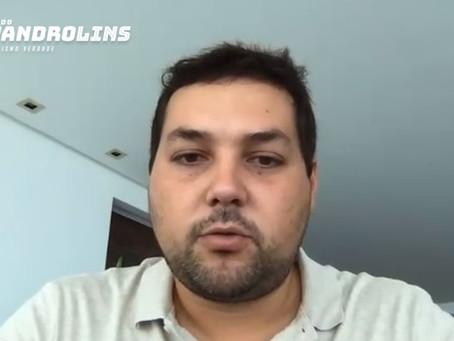 Prefeito de Tamandaré afirma ter recebido diagnóstico positivo para Covid-19