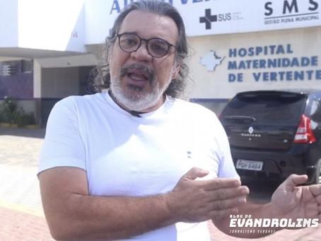 Hospital de campanha será criado para enfrentamento ao COVID-19 em Vertentes