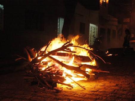 Prefeitura de Brejo da Madre de Deus proíbe o acendimento de fogueiras e queima de fogos