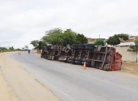 Acidentes deixam 4 mortos e 29 feridos no fim de semana em rodovias federais de Pernambuco