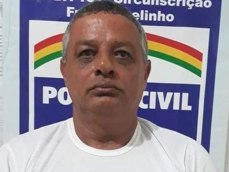 Radialista é preso em Frei Miguelinho suspeito de estuprar duas adolescentes